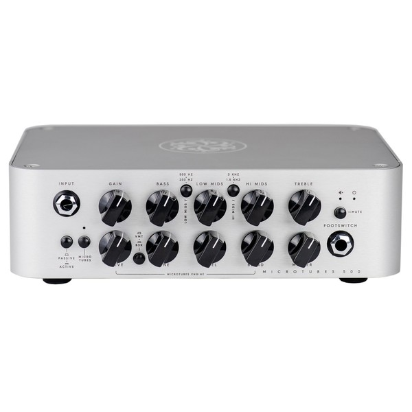 Darkglass Microtubes 500 Bass Amp Head