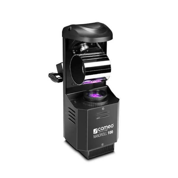 Cameo NanoRoll 100 LED Barrel Scanner 1