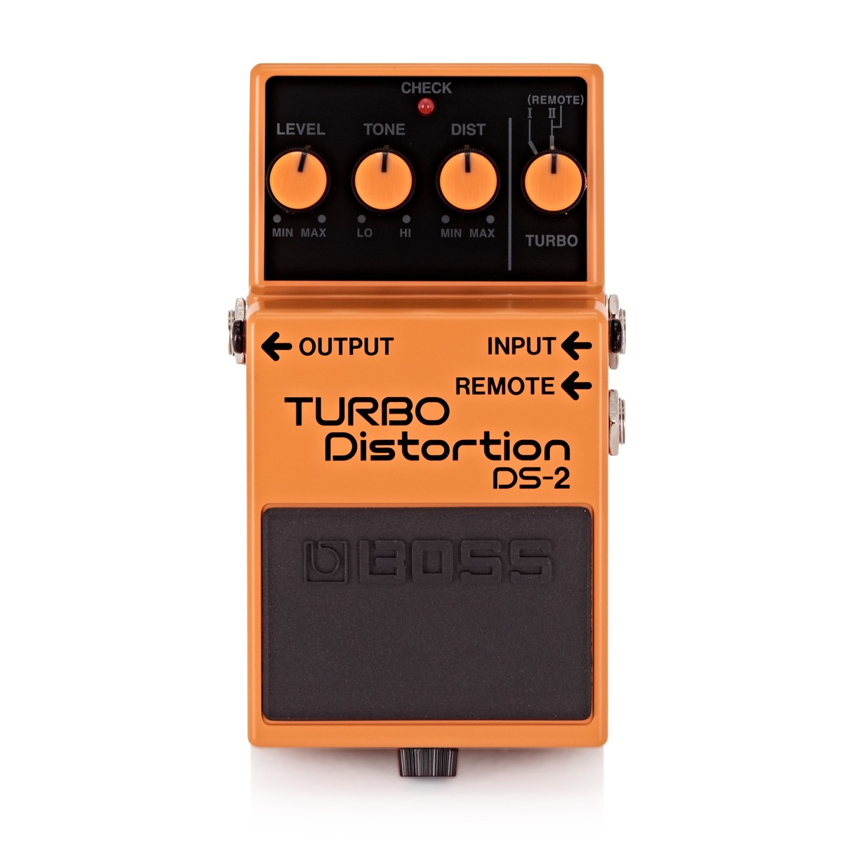 Click to view product details and reviews for Boss Ds 2 Turbo Distortion Guitar Pedal.