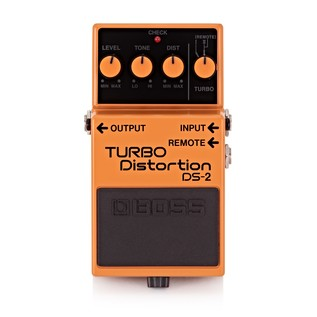 Boss DS-2 Turbo Distortion Guitar Pedal