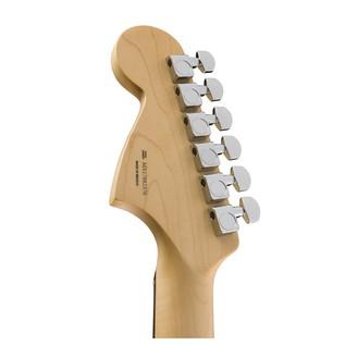 Mustang 90 Guitar, Silver