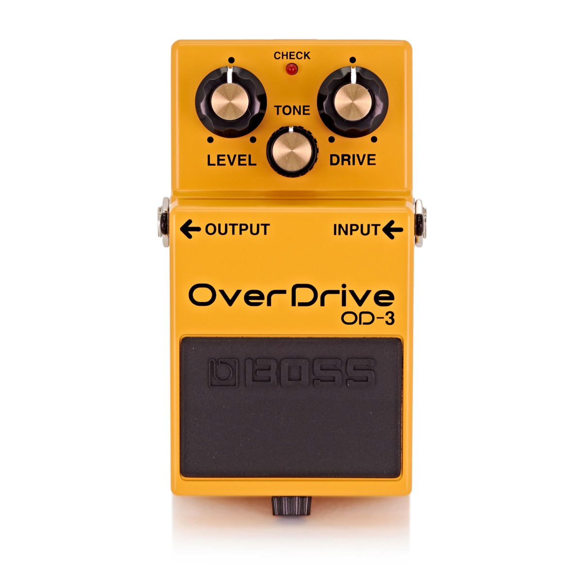 boss od 3 overdrive guitar effects pedal at gear4music. Black Bedroom Furniture Sets. Home Design Ideas
