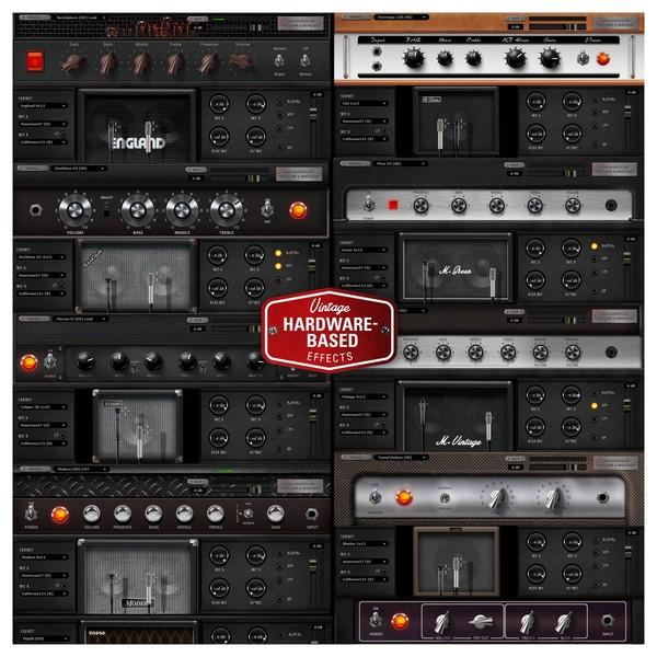 Antelope Audio Orion Studio HD - Guitar Amp Cabs