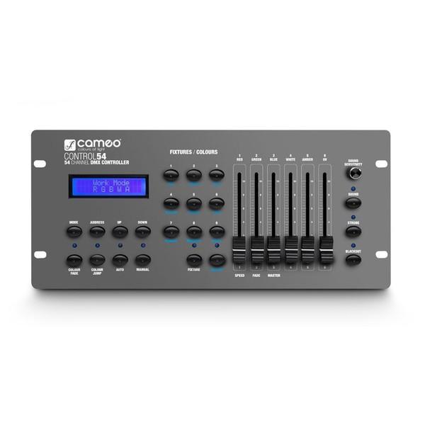 Cameo Control 54 DMX Controller 3