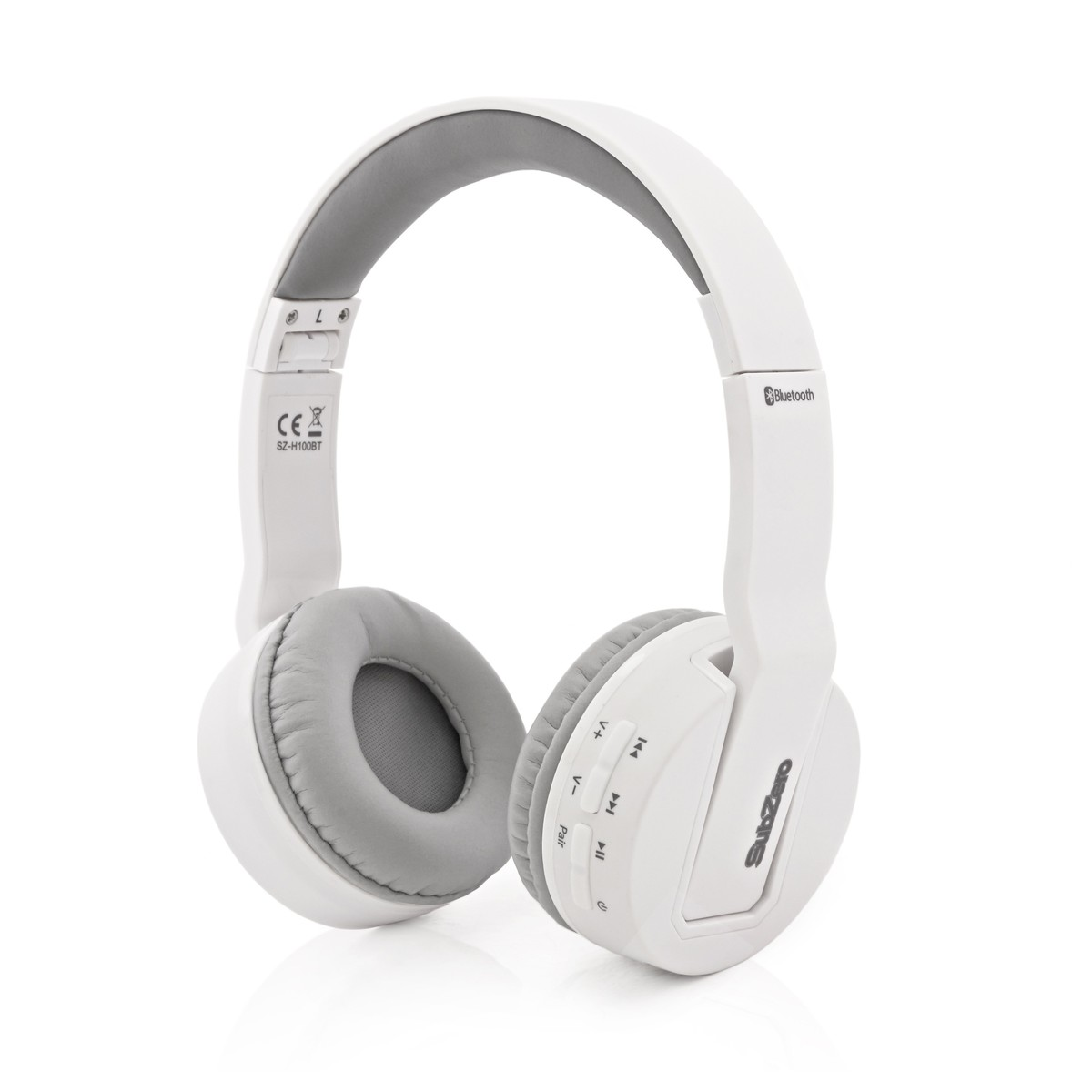 SubZero SZ-H100 Cuffie Bluetooth Wireless 89f0011804c9