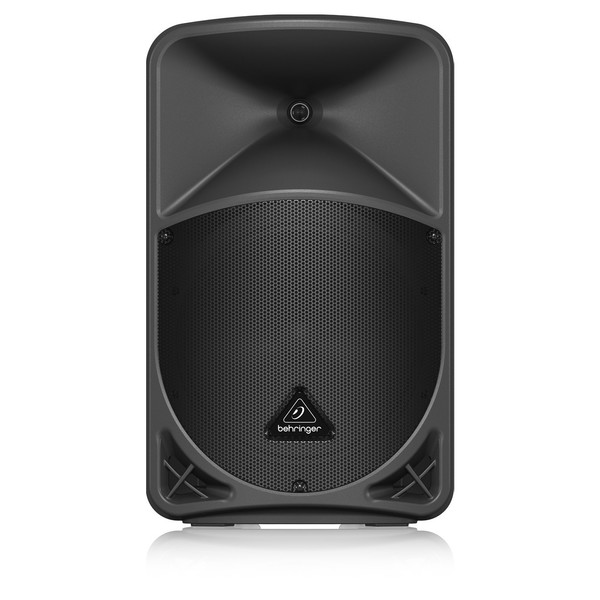 Behringer B12X Active PA Speaker, Front Angled Forward
