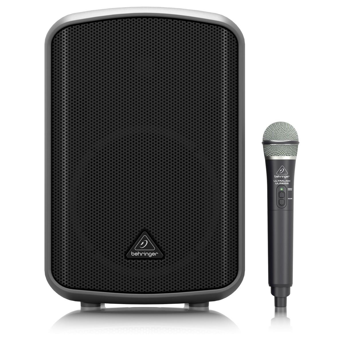 behringer europort mpa200bt portable pa speaker at gear4music. Black Bedroom Furniture Sets. Home Design Ideas