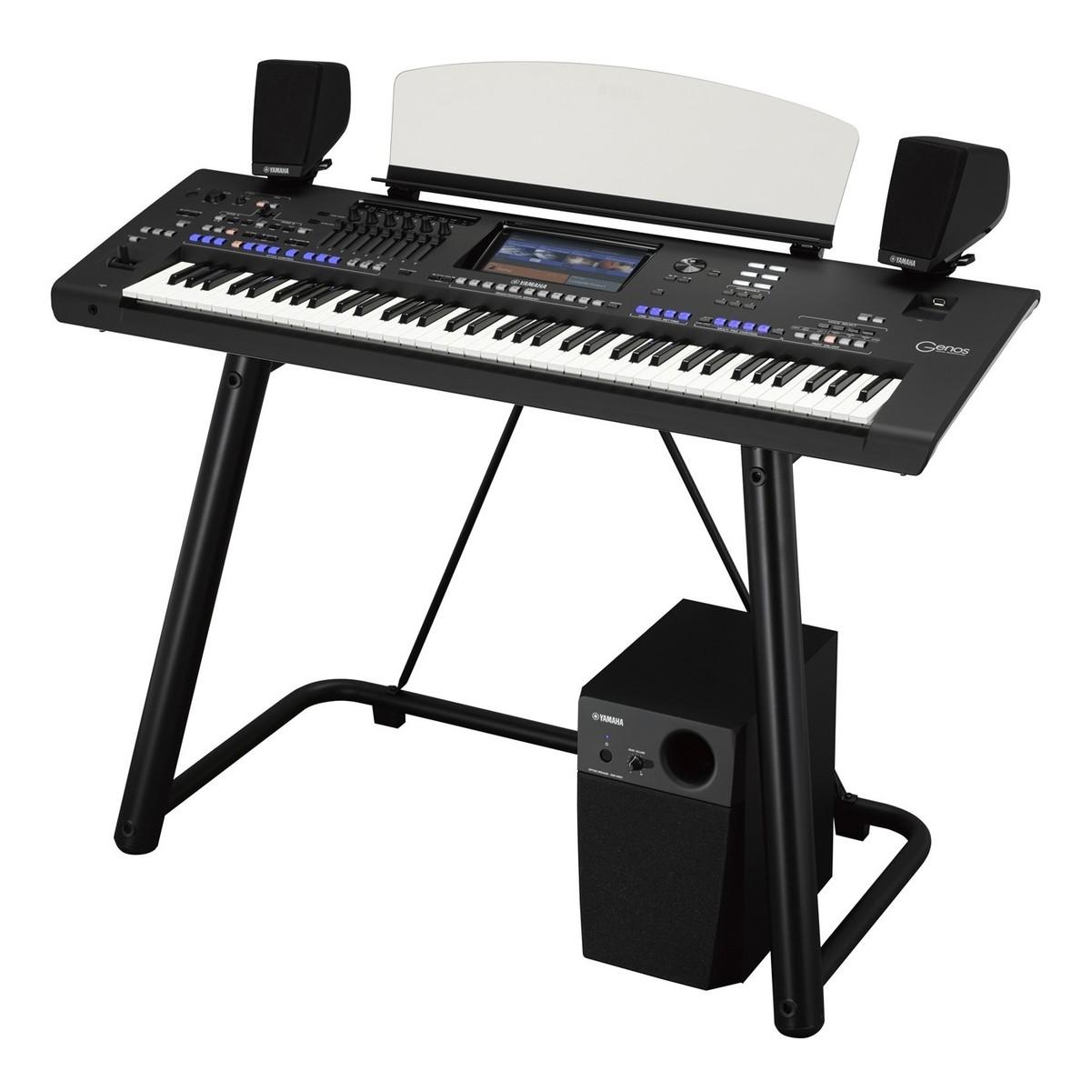 Yamaha genos xxl bundle at for How to repair yamaha keyboard