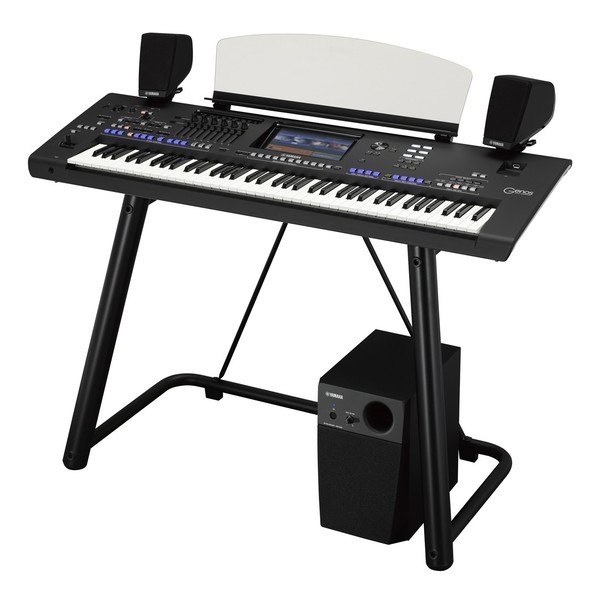 Yamaha Genos Keyboard Pack