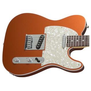 Fender American Elite Telecaster, RW, Autumn Blaze