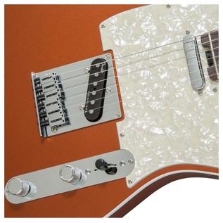 Fender American Elite Telecaster, Autumn Blaze