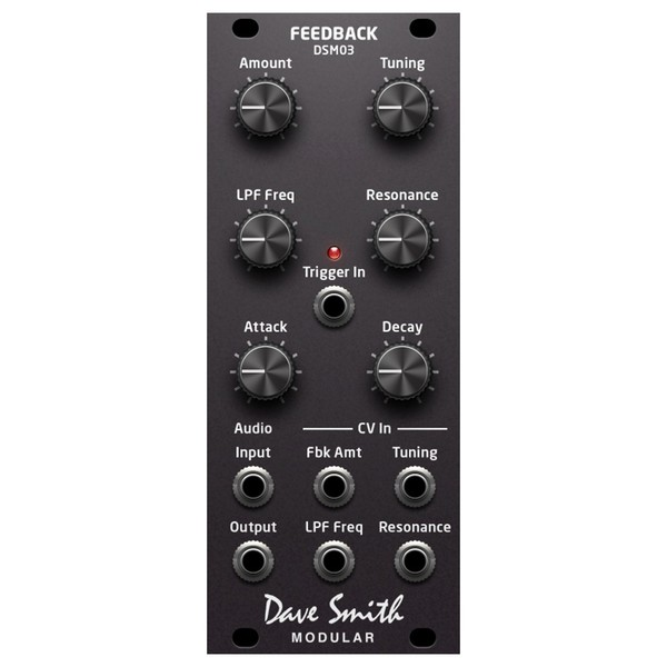 Dave Smith DSM03 Feedback Module, Eurorack Main