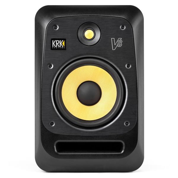 KRK V8S4 Studio Monitor, Single