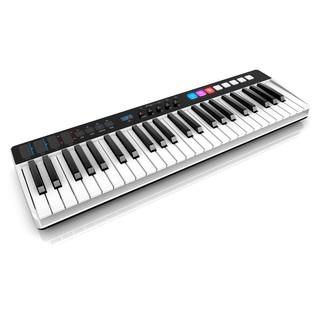 iRig Keys I/O 49 Keyboard Controller - Angled