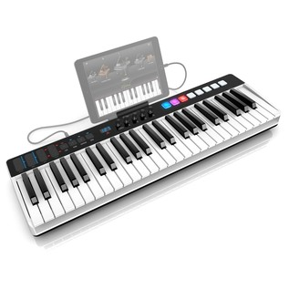 iRig Keys I/O 49 - Angled Top (iPad Not Included)