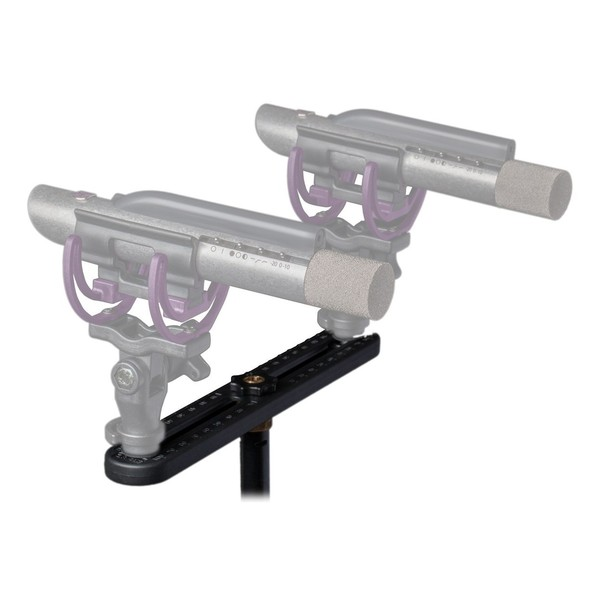 Aston Starlight Stereo Mounting Bar - Attached (Mics Not Included)