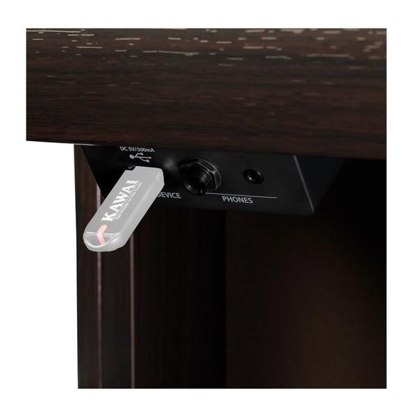 Kawai CA98 Piano USB Drive