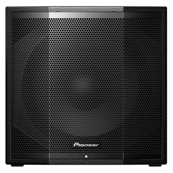 Pioneer DJ XPRS 115S Bass Reflex Subwoofer - Front
