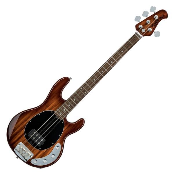 Sterling by Music Man Ray34 Bass, Koa