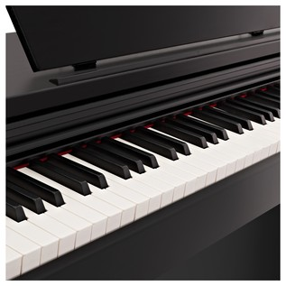 DP-10X Digital Piano by Gear4music, Gloss Black