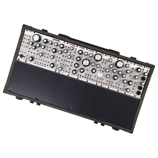 Pittsburgh Modular Lifeforms Foundation 4 Analog Synthesizer - Angled