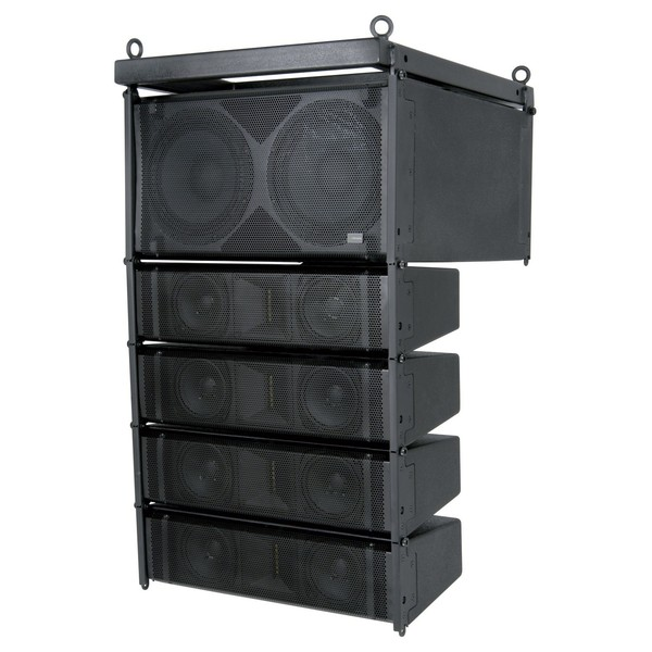 QTX Compact Active Line Array Speaker System 1