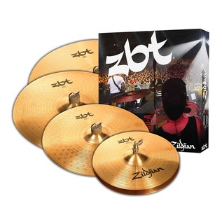 Zildjian ZBT Pro Box Set with Free 18'' Crash Cymbal