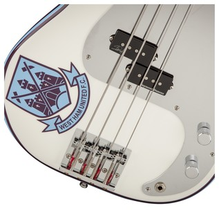 Fender Steve Harris P-Bass