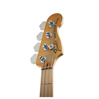 Fender Steve Harris Signature Precision Bass, White
