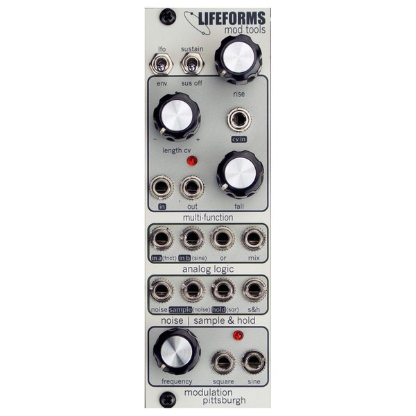Pittsburgh Modular Lifeforms Mod Tools Main