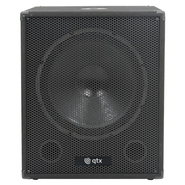 QTX QT Series 15'' Active Subwoofer 1
