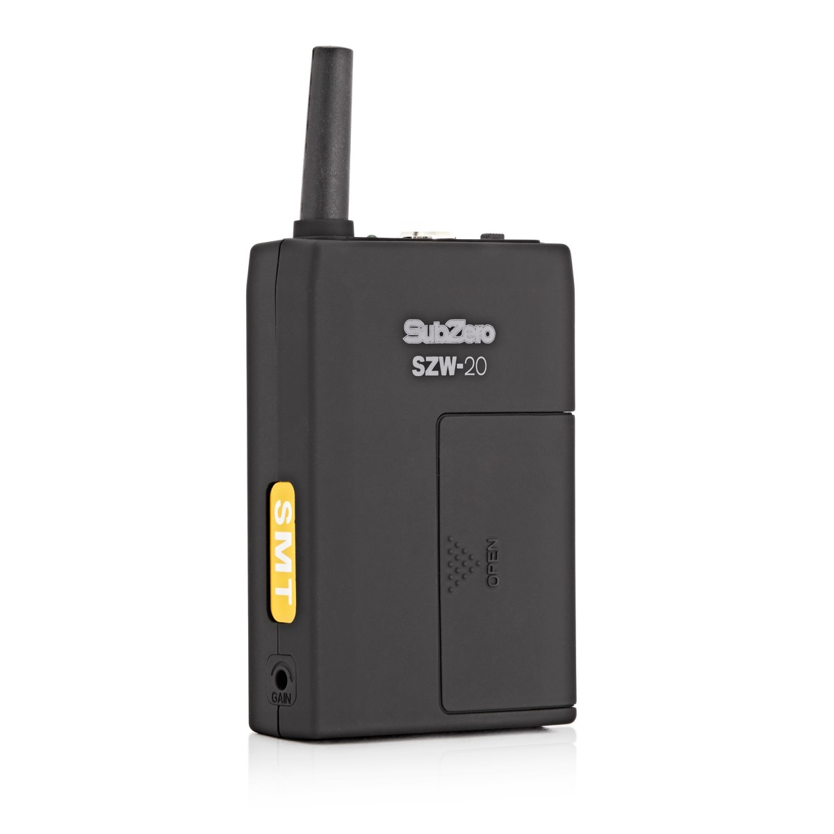 subzero szw 20 lavalier and headset wireless microphone system b stock at. Black Bedroom Furniture Sets. Home Design Ideas