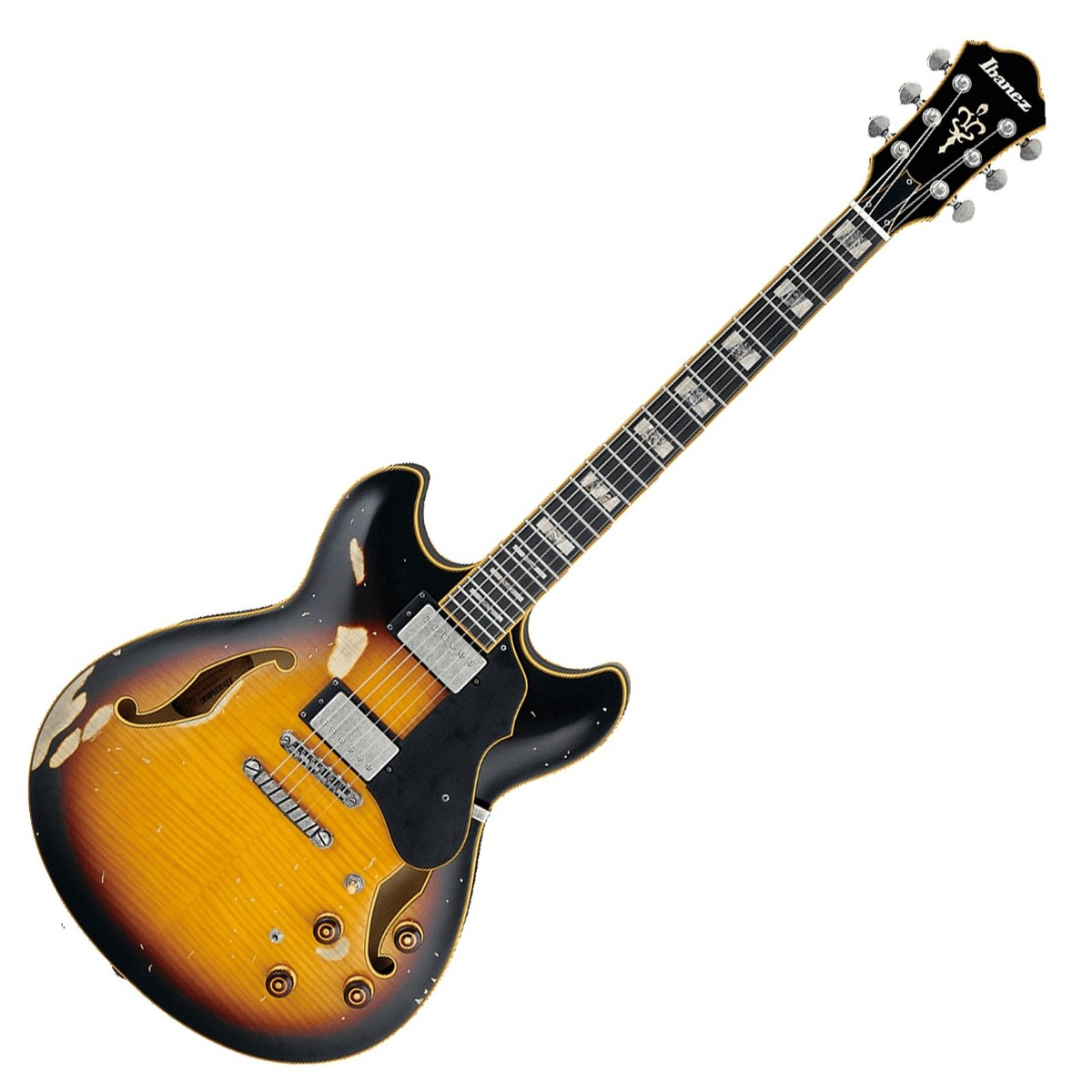Click to view product details and reviews for Ibanez Asv100fmd Artstar Yellow Sunburst.
