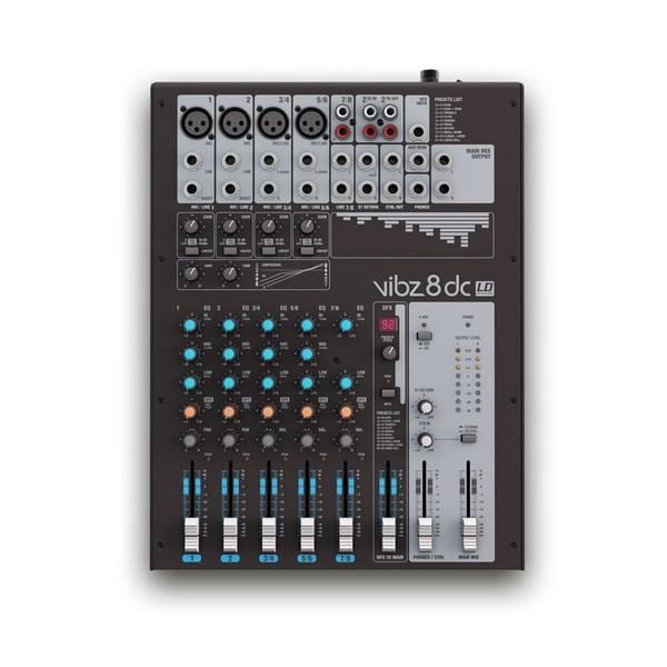 LD Systems VIBZ 8 DC Analog Mixer