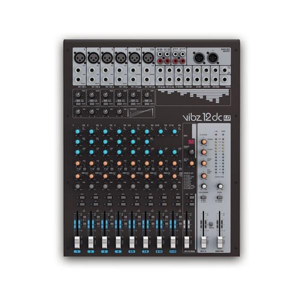 LD Systems VIBZ 12 DC Analog Mixer