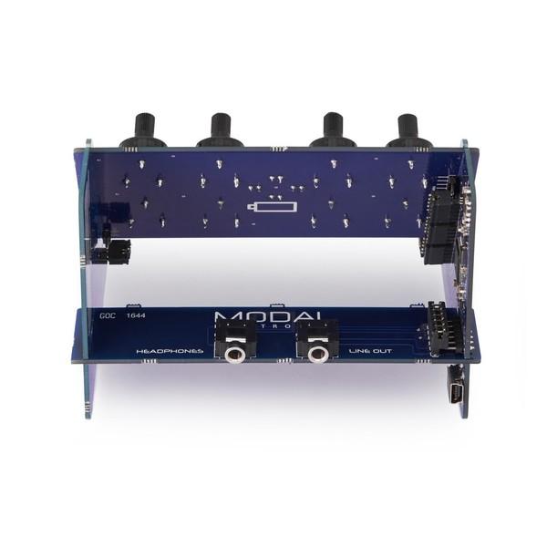 Modal CRAFTsynth Monophonic Synthesizer Kit - Rear