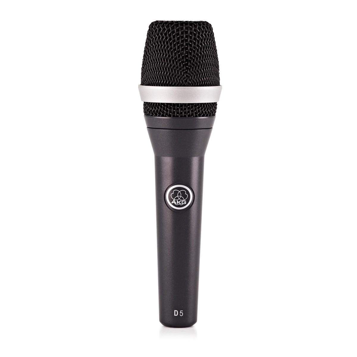AKG D5 Dynamic Vocal Microphone