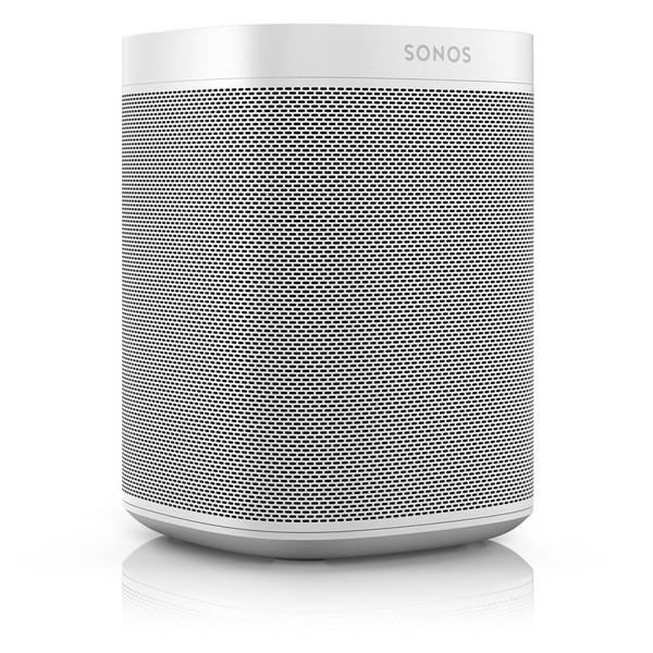 Sonos One Wireless Smart Speaker with Amazon Alexa, White