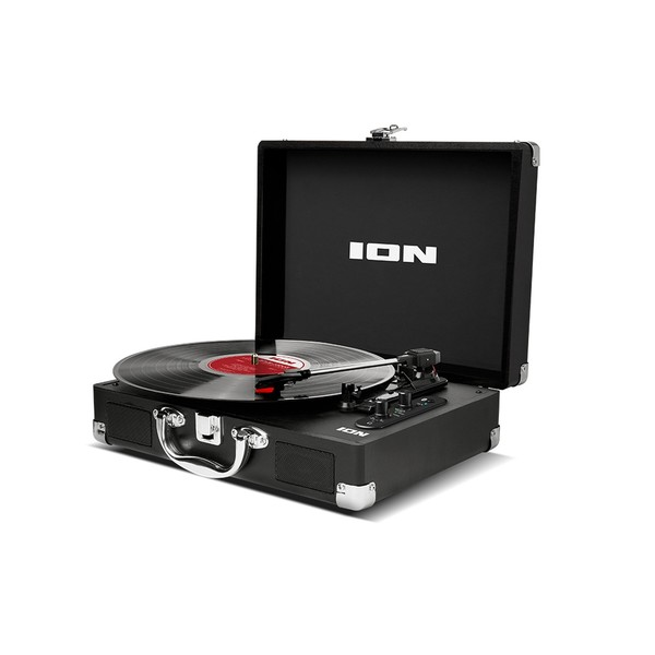 ION Vinyl Motion Air Wireless Streaming Portable Turntable Main