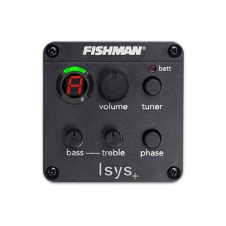 Fishman Isys+ Preamp w/ USB Output