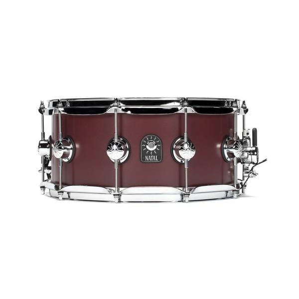 Natal Café Racer 14'' x 6.5'' Snare Drum,Oxblood Red