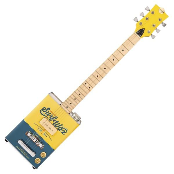 Bohemian Boho Electric Guitar, Surf Wax Main view
