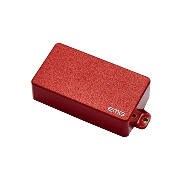 EMG 81 6-String Humbucker Pickup, Red