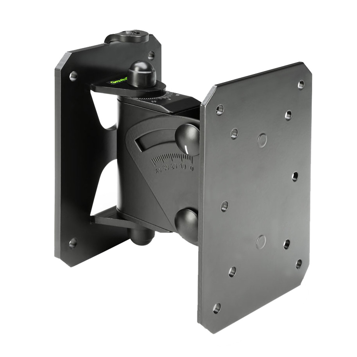 Gravity Gspwmbs20b Tilt And Swivel Speaker Wall Mount