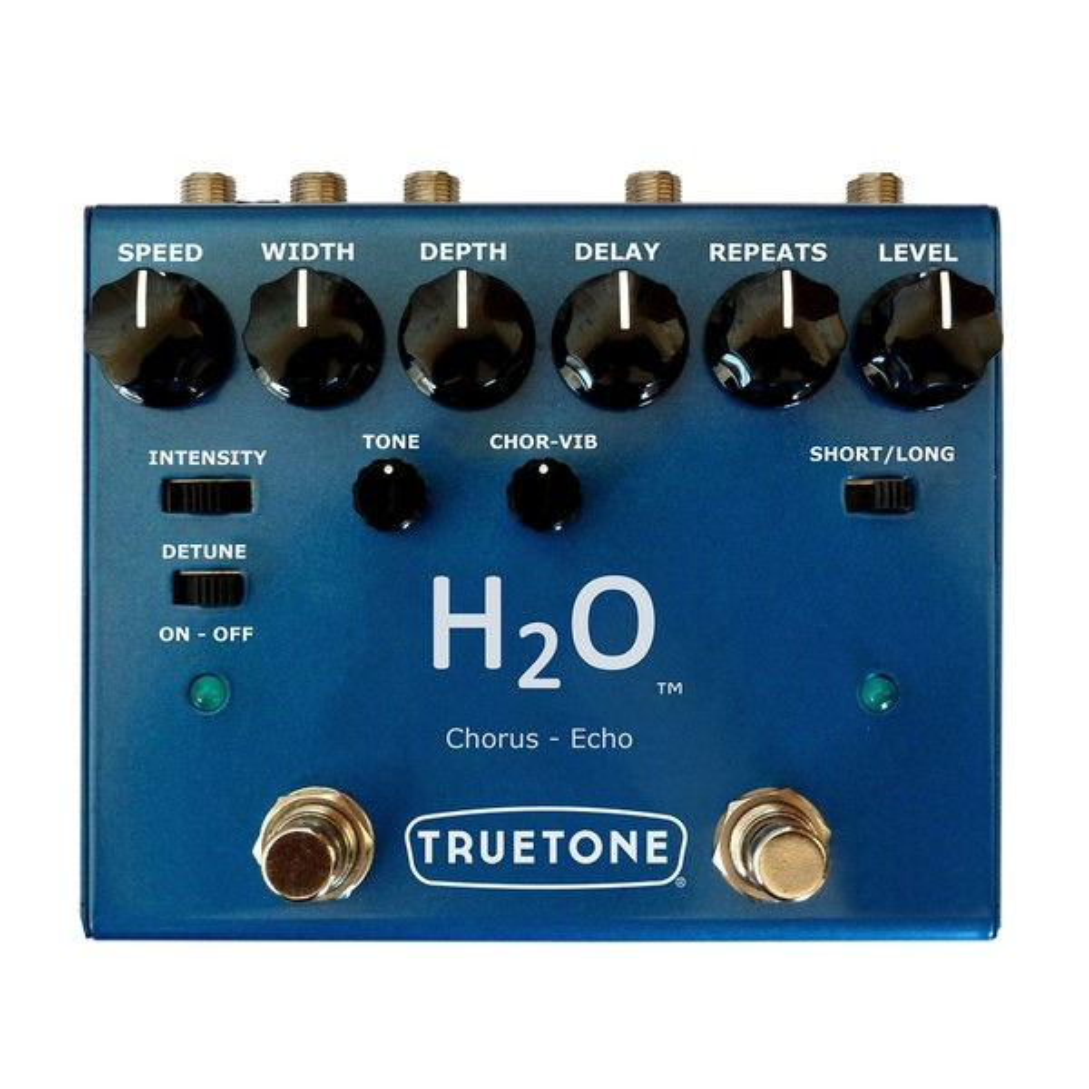 Truetone TT-V3H2O V3 H20 Premium Chorus & Echo Pedal