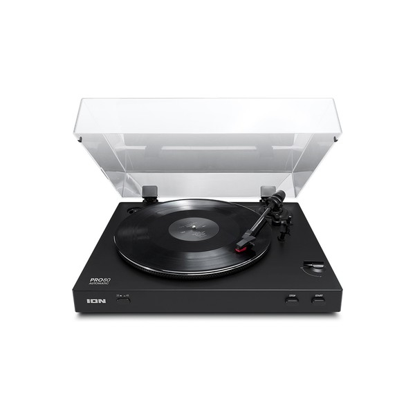 ION Pro80 Belt-Drive Turntable Angle