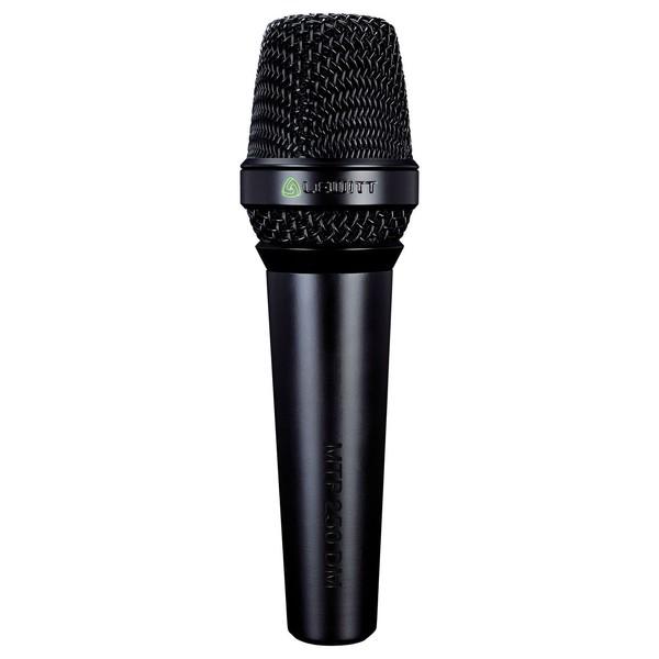 Lewitt MTP 250 DM Handheld Dynamic Vocal Microphone - Front