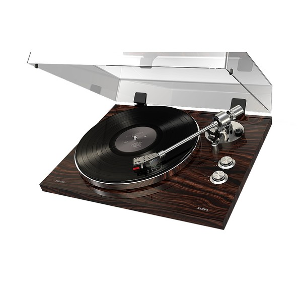 ION Pro500BT Belt-Drive Streaming Turntable