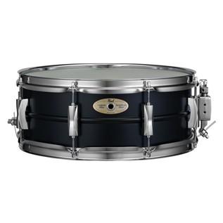 Pearl Limited Edition 14 x 5.5 Black Steel Sensitone Snare Drum