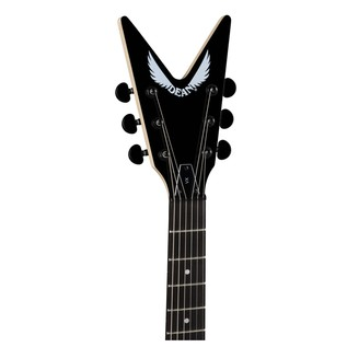 Dean VX Electric Guitar, Classic Black Head